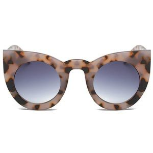 THE HAMAS LEOPARD CAT EYE SHADES SUNGLASSES